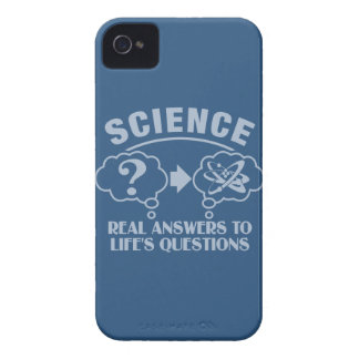 Science Answers custom iPhone case