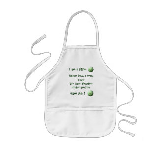 Science Apron for a Child