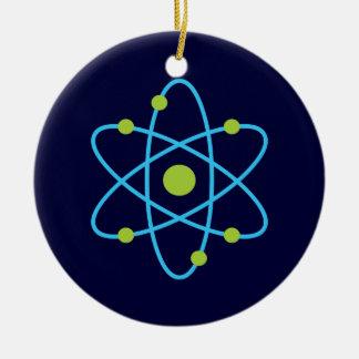 Science Atom Christmas Ornament