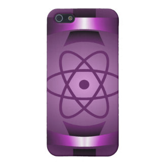 science atom cover for iPhone 5/5S