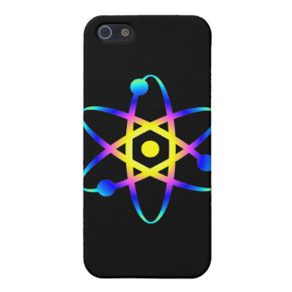 science atom iPhone 5 cover
