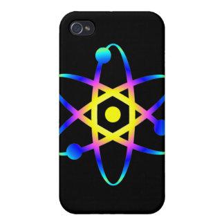 science atom iPhone 4 cases
