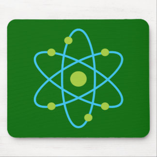 Science Atom Mouse Mat