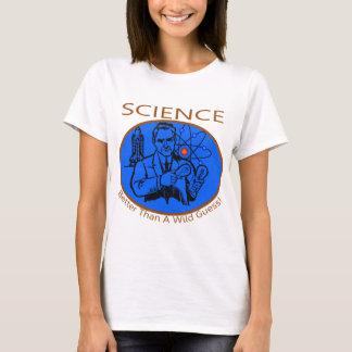 Science Better Than A Wild Guess T-Shirt