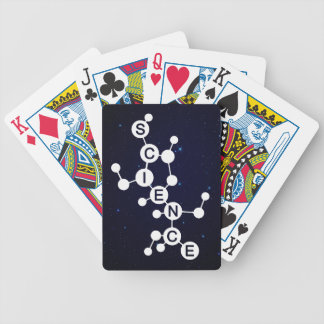 Science Bicycle Playing Cards