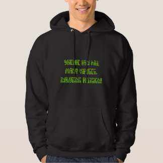 Science can kill many viruses, including Religion! Hoodie
