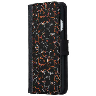 Science Chemistry Chemical iPhone 6 Wallet Case
