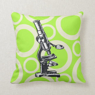 Science Chic - Microscope Cushion