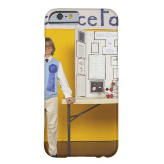 Science fair winner barely there iPhone 6 case