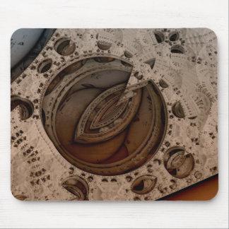 Science Fiction compass - compass Mouse Mat