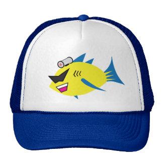 Science FISH Logo Trucker Hat