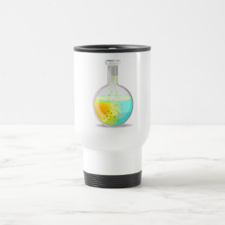 Science Flask Coffee Mugs