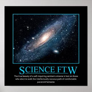 Science FTW Print