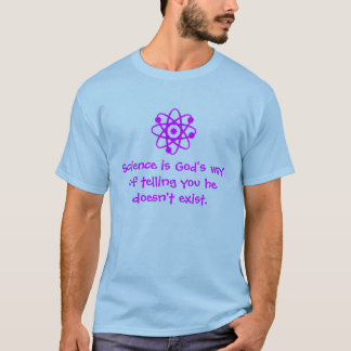Science & God T-Shirt