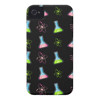 Science Green Pink Flask iPhone 4 Case-Mate Cases