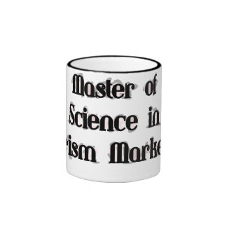 Science in Tourism Marketing Ringer Mug