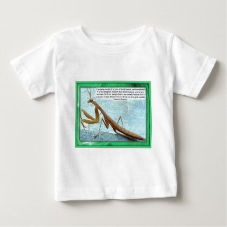 Science, Insects, Praying Mantis Tees