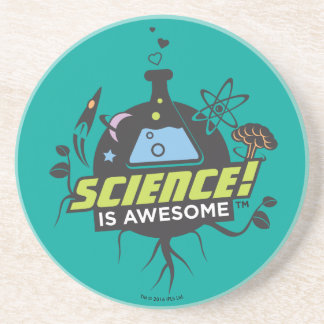 Science Is Awesome Coaster