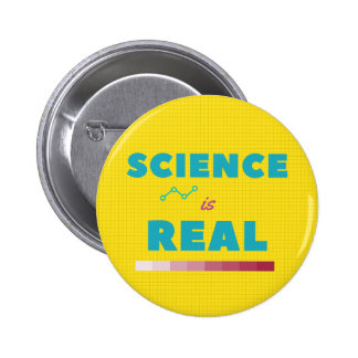 Science is Real button
