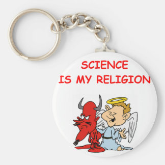 science key ring