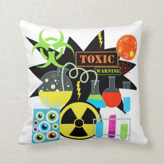 Science Lab Pillow