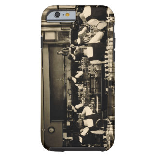 Science Lesson at the London Grammar School for Gi Tough iPhone 6 Case