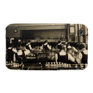 Science Lesson at the London Grammar School for Gi Case-Mate iPhone 3 Cases