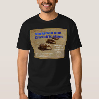 Science, Life Science Variation and inheritance Tee Shirts