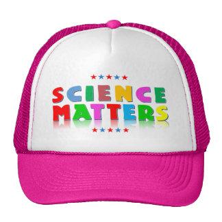 Science Matters Cap