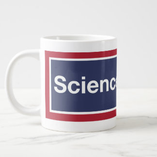 Science Matters Large Coffee Mug