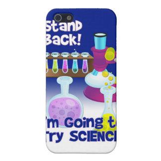 Science Nerd iPhone Case iPhone 5 Case