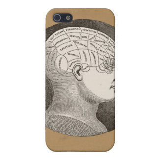 Science Psychology Head iPhone Case Cover For iPhone 5/5S