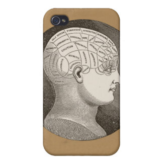 Science Psychology Head iPhone Case Covers For iPhone 4