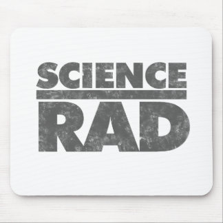 Science Rad! Mouse Pad