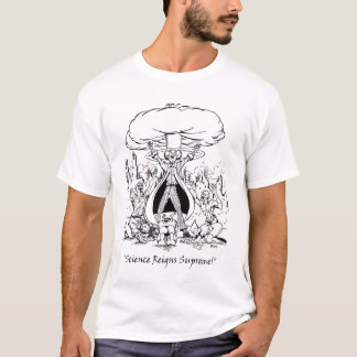 Science Reigns Supreme T-Shirt