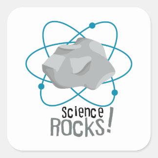 Science Rocks! Sticker