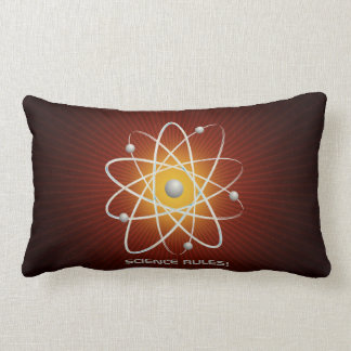 SCIENCE RULES! - Atom (007) Lumbar Cushion