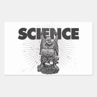Science! Rectangular Sticker