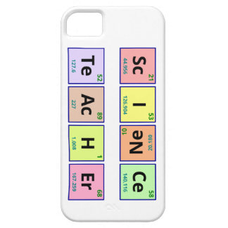 Science Teacher Case For The iPhone 5