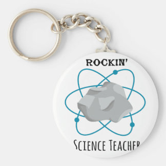 Science Teacher Key Ring