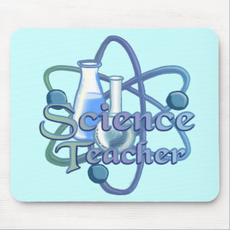 Science Teacher Mouse Pad