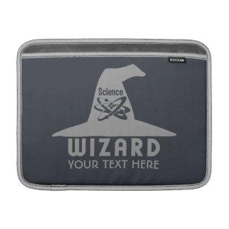"""Science Wizard custom 13"""" MacBook sleeve"""