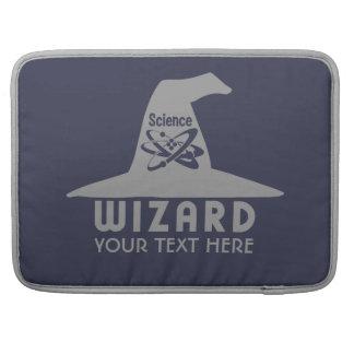 """Science Wizard custom 15"""" MacBook sleeve"""