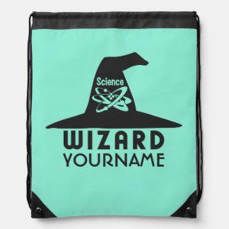 Science Wizard custom color bag Rucksack