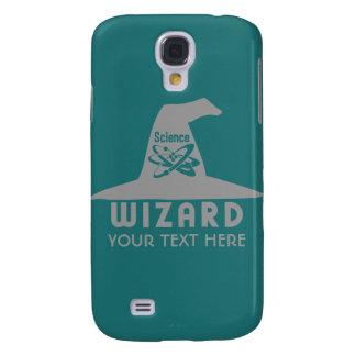 Science Wizard custom HTC case
