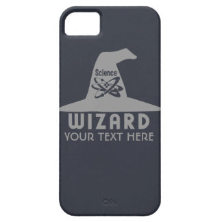 Science Wizard custom iPhone case Barely There iPhone 5 Case