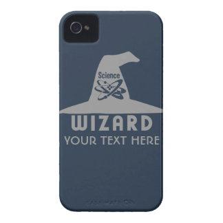 Science Wizard custom iPhone case Case-Mate iPhone 4 Cases