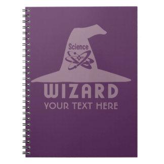 Science Wizard custom notrbook Notebook