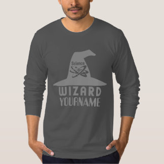 Science Wizard custom shirts & jackets