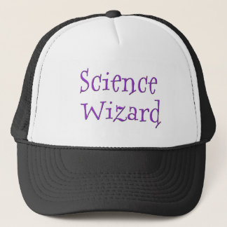 Science Wizard Trucker Hat
